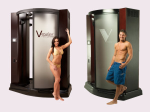 Versa Spa: advanced sunless tanning technology